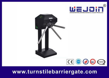 中国 Black  Semi-auto Vertical - type Tripod Turnstile 工場