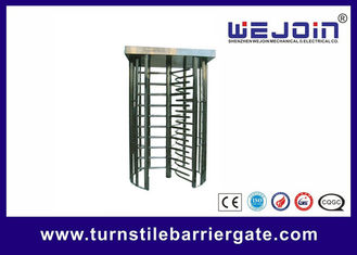 Indoor Swimming Pool Full Height Turnstile pedestrian security gates