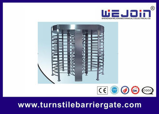 中国 Single / Double optical turnstile entry systems pedestrian access control 工場