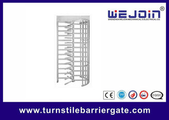 Speed Gate Systems Controlled Access Turnstiles for Subway / Gateway Guard