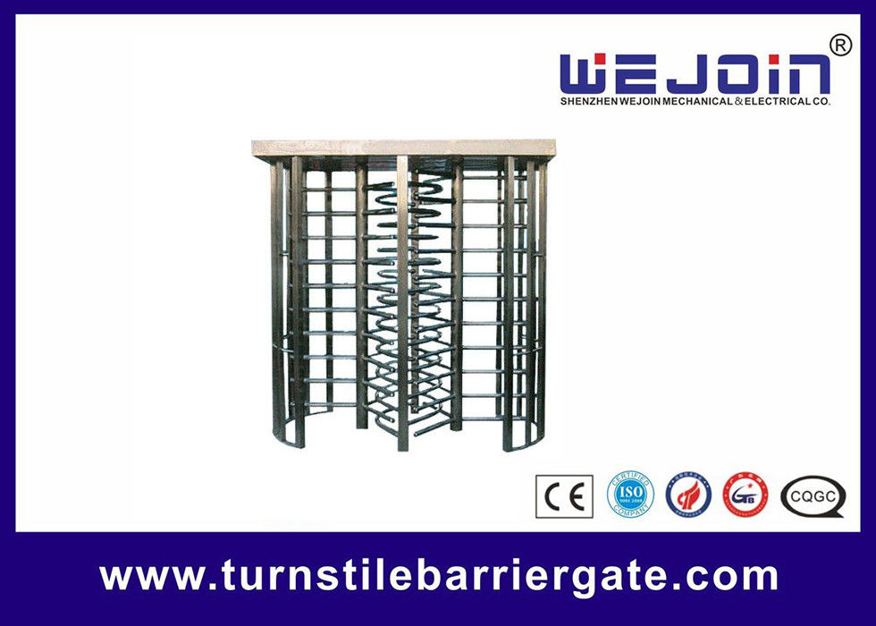 security gates, double routeway  stainless turnstile gates , full height turnstile ,  office building gate   manufacture サプライヤー